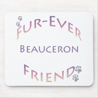 Beauceron Furever Mousepad