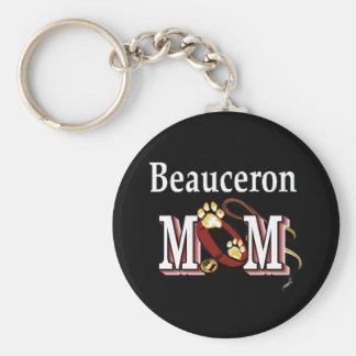 beauceron Mamma Keychain Schlüsselanhänger