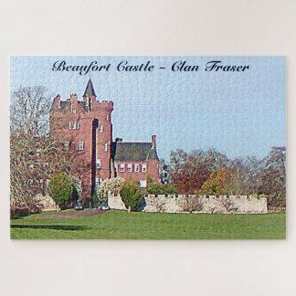 Beaufort Schloss - Clan Fraser Puzzle