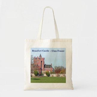 Beaufort Schloss - Clan Fraser Tragetasche