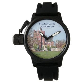 Beaufort Schloss - Clan Fraser Uhr