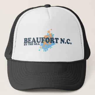 Beaufort. Truckerkappe