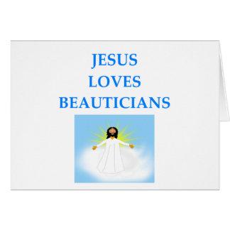 BEAUTICIAN KARTE