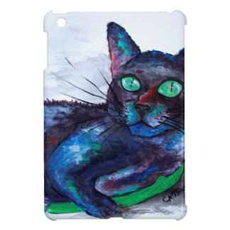 Beautiful Companion, Frau Biscuit Tante iPad Mini Hülle