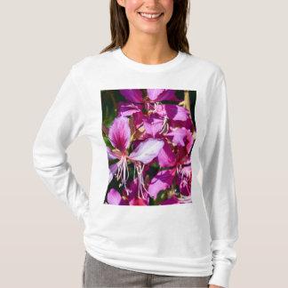 #Beautiful langes Hülsen-Shirt T-Shirt