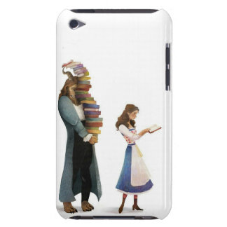 Beauty and the beast iPod touch Case-Mate hülle