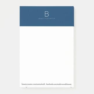 Beautycounter Berater-Notizblock Post-it Klebezettel