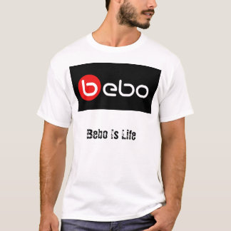 Bebo ist Leben T-Shirt