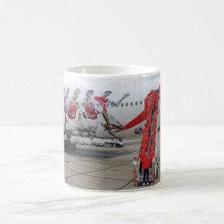 Becher Arsenal Fly Emirates Kaffeetasse