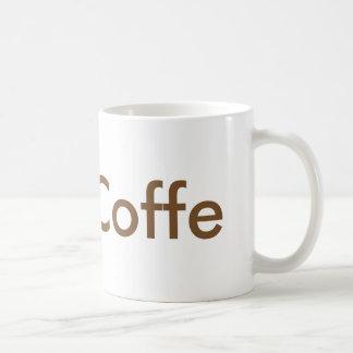 Becher Coffe Tasse