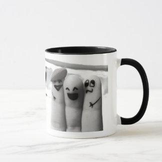 Becher der Freunde Tasse