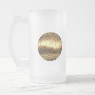 Becher des finsteren Glases Mattglas Bierglas