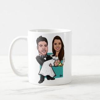 Becher Ehe Kaffeetasse