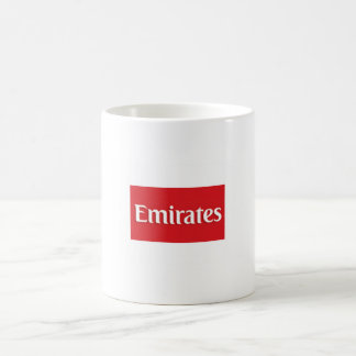 Becher Emirates Kaffeetasse