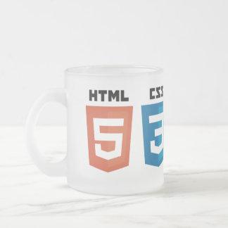 Becher Entwicklung Web Mattglastasse