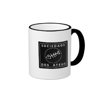 Becher Gesellschaft der Atheisten Ringer Tasse