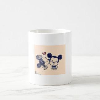 becher Mickey Kaffeetasse