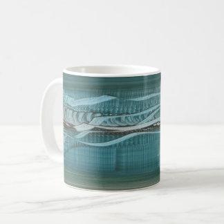 Becher mit den AUSSCHLIESSLICHEN Werken IN 3D Kaffeetasse