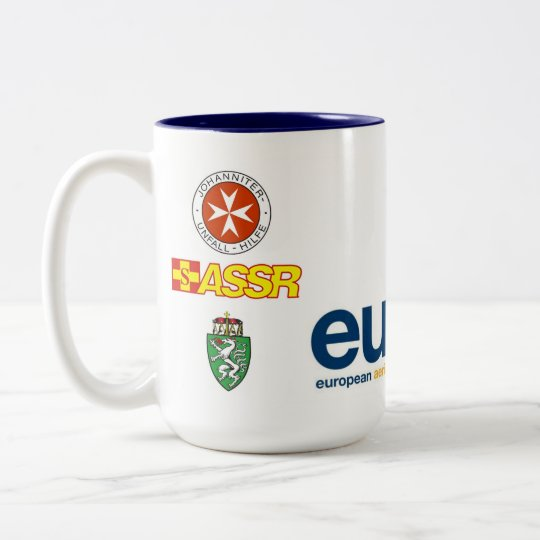 Becher Mug Tasse EURAMET