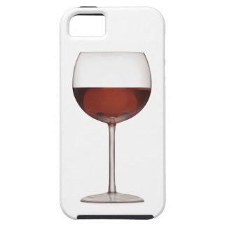 Becher Rotwein-Kunst - iPhone 5 Fall iPhone 5 Hüllen