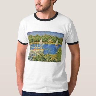 Becken DAS die Seine in Argenteuil durch Claude T Shirts