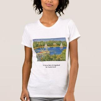 Becken DAS die Seine in Argenteuil durch Claude T Shirt