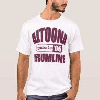 Becken-Shirt Altoonas Drumline T-Shirt