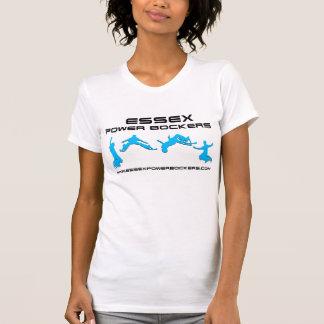 Becky weiße Westespitze EPB T-Shirt