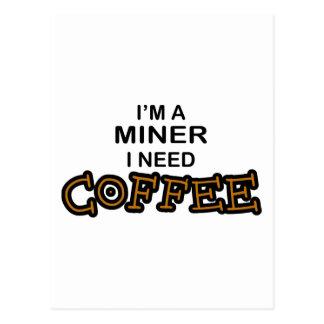 Bedarf Cofee - Bergmann Postkarte