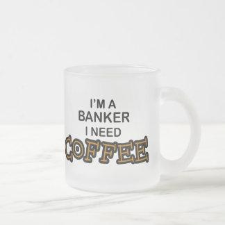 Bedarfs-Kaffee - Banker Mattglastasse