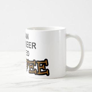 Bedarfs-Kaffee - Ingenieur Tee Tasse