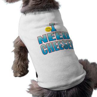 Bedarfs-Käse-Leben B Shirt