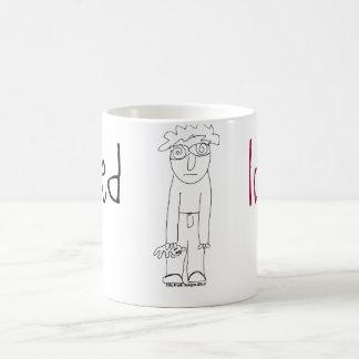 Bedarfs-Liebe - jubeln Sie oben zu! Kaffeetasse