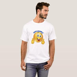 Bedauernswerte Daumen up smileyt-stück T-Shirt