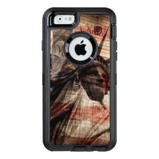 bedeckt iphone Freiheitsstatuen OtterBox iPhone 6/6s Hülle