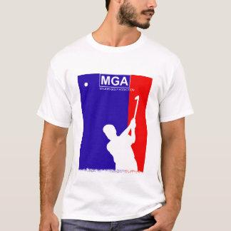 Bedeutende Golf-Sucht T-Shirt