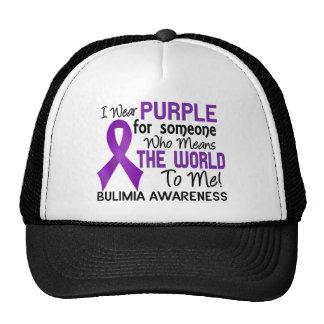 Bedeutet die Welt zu mir Bulimie 2 Kultmütze
