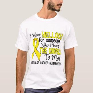 Bedeutet die Welt zu mir Hodenkrebs 2 T-Shirt
