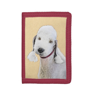 Bedlington Terrier 2 Malerei - ursprüngliche