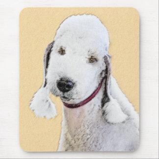 Bedlington Terrier 2 Mauspads