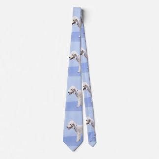 Bedlington Terrier Malen - ursprüngliche Krawatte
