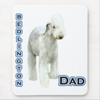 Bedlington Terrier Vati 4 Mauspad