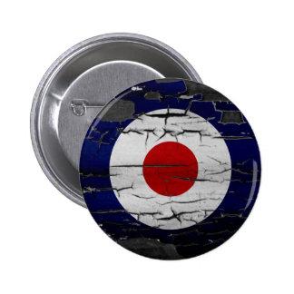 Bedrängnis-Mod-Ziel-Symbol Buttons