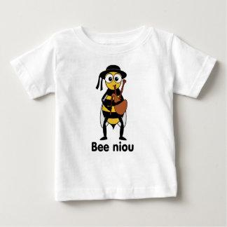 Bee niou baby t-shirt