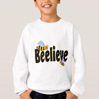 Beelieve im Schwarzen Sweatshirt