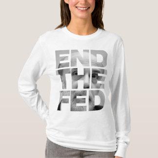 Beenden Sie das gefütterte Bernanke Shirt