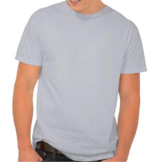 Beenden Sie den gefütterten kundengerechten Kundge T-shirt