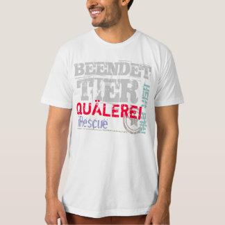 BEENDET TIERQUÄLEREI - Tiere haben Rechte -.- T-Shirts