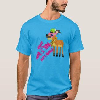 Beendigen Sie Dik'in herum T-Shirt