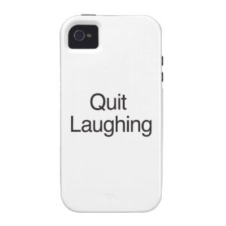 Beendigtes Lachen iPhone 4 Cover